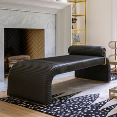 Black Milan Daybed