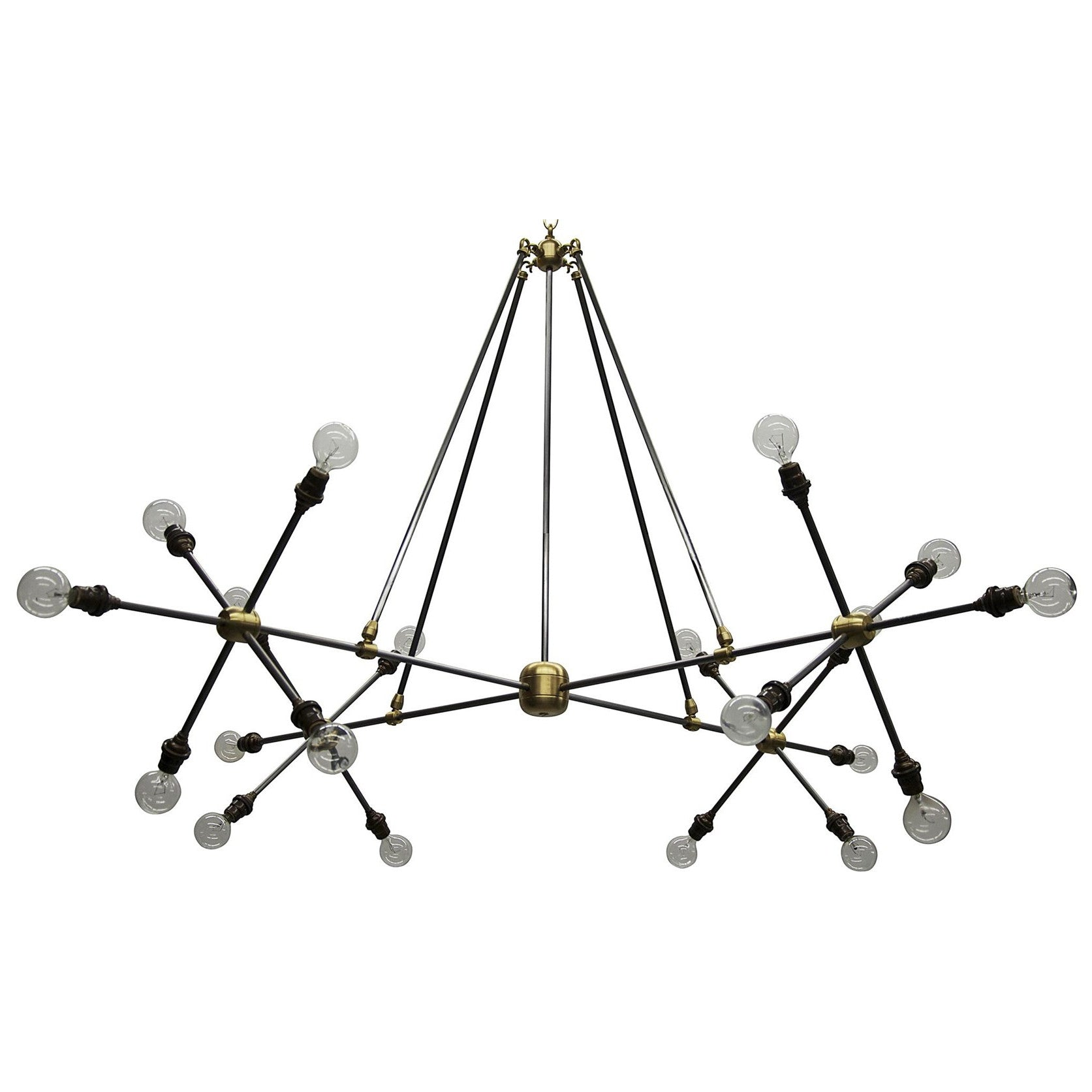 Mobile Rods Chandelier