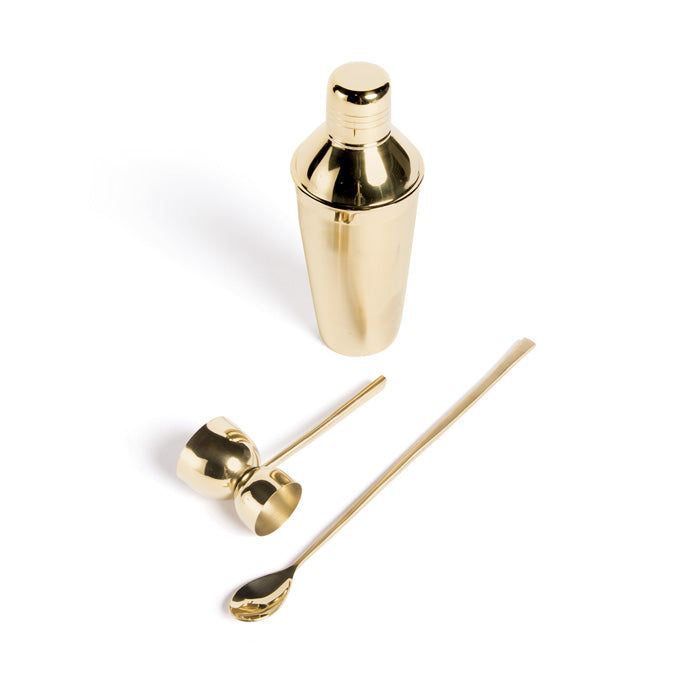 Pierce Brass Bar Tool Set