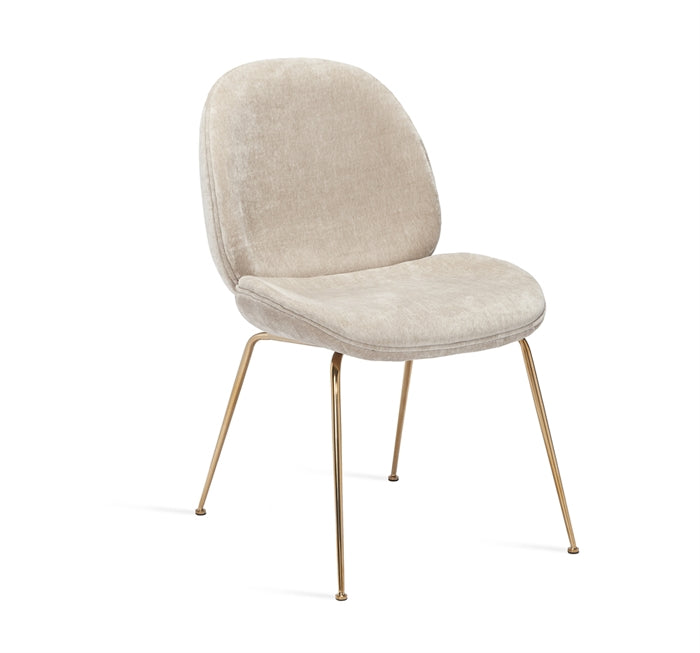 Plush Dining Chair