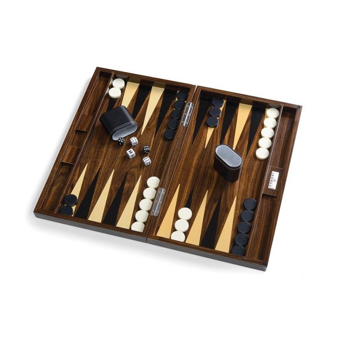 Royce Backgammon Set