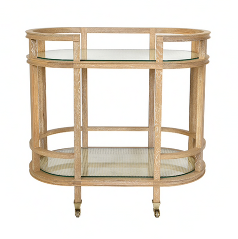 Laroy Bar Cart