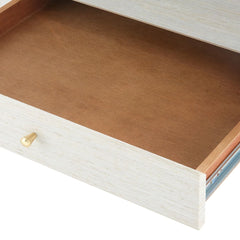 Silky Drawer Side Table