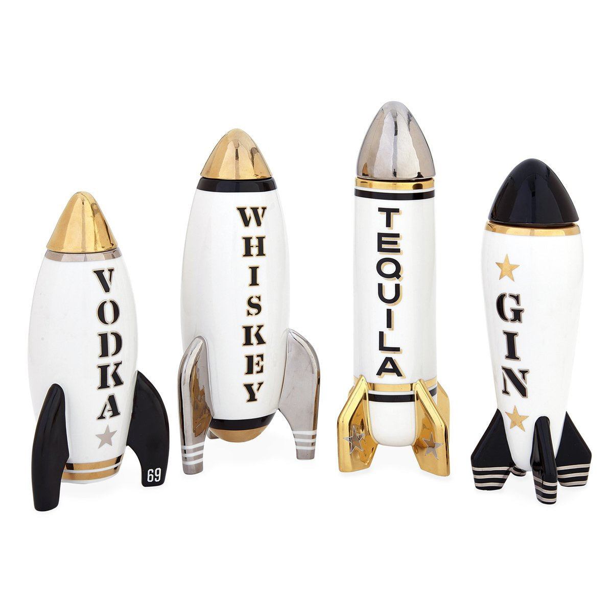 Tequila Rocket Decanter