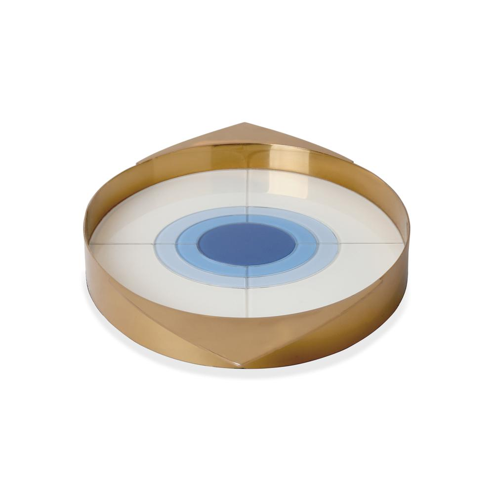 Harlequin Eye Tray