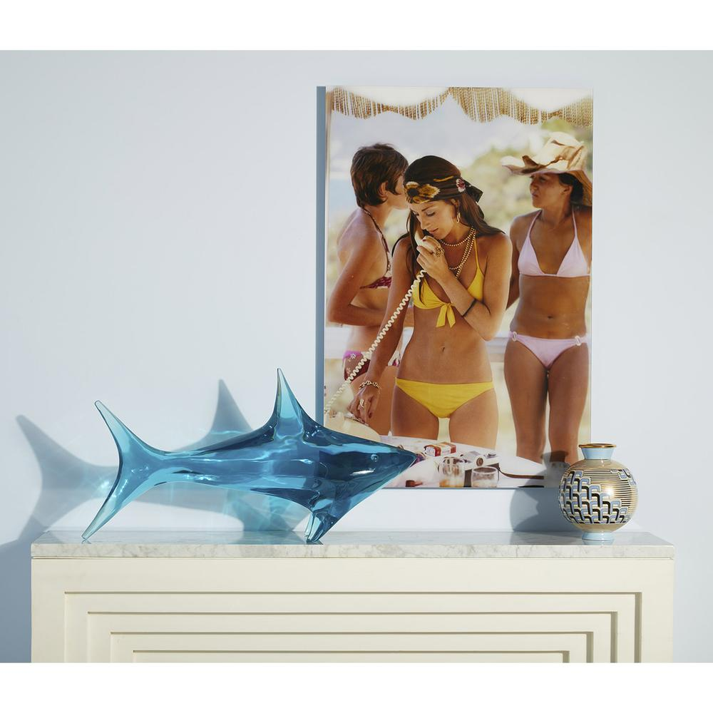Giant Acrylic Shark