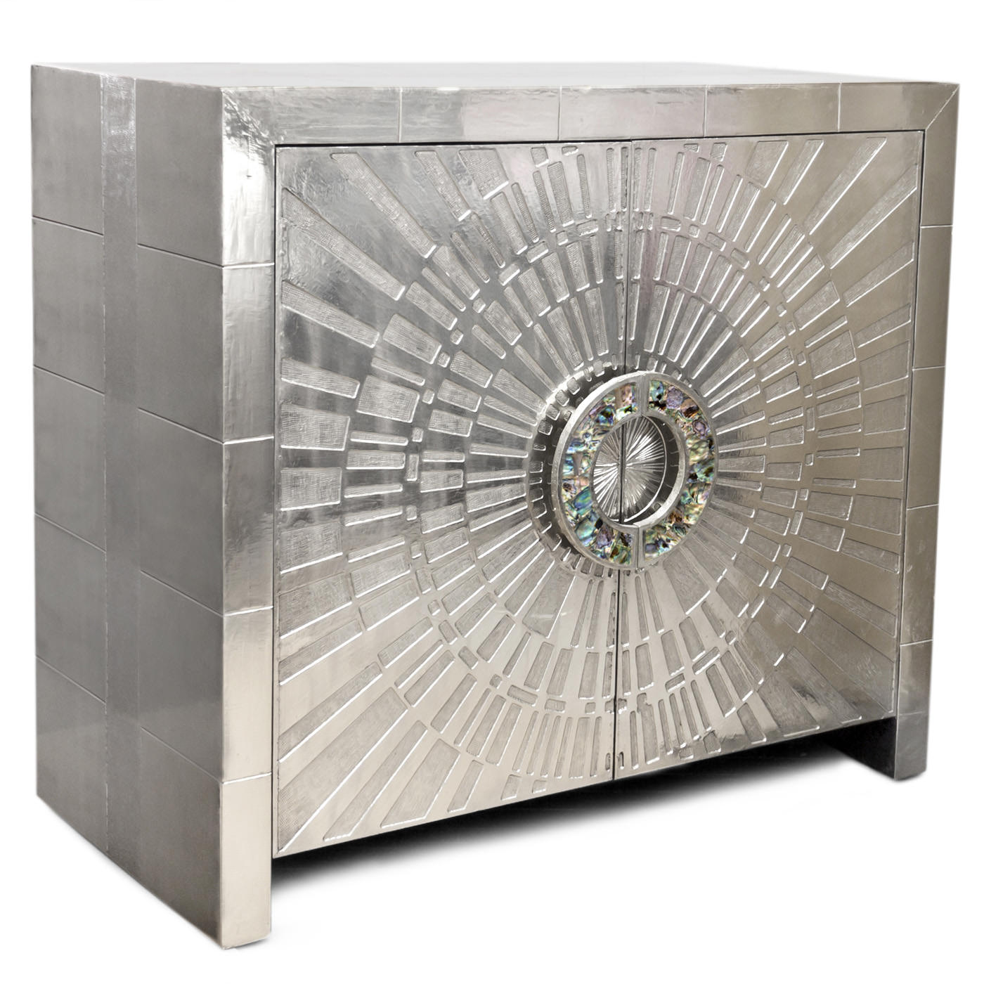 Nickel Brass Talitha Cabinet