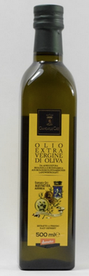 Huile d'olive extra vierge Bio Demeter (GianCarlo Ceci - 500 ml)