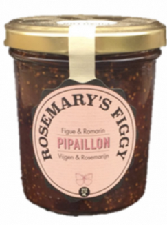 Pipaillon - Confiture Figue et Romarin Bio (212ml)