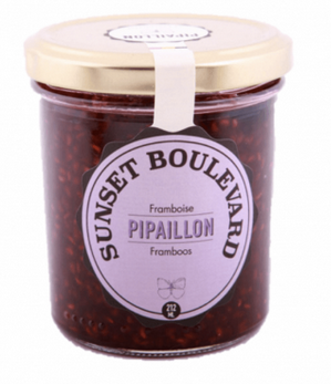 Pipaillon - Confiture Framboise Bio (212ml)