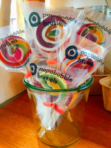 Sucette Papabubble (Made in Bxl)