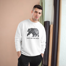 Load image into Gallery viewer, Champion Sweatshirt Wild Bear