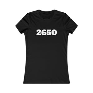 """Miles"" Women's Favorite Tee"