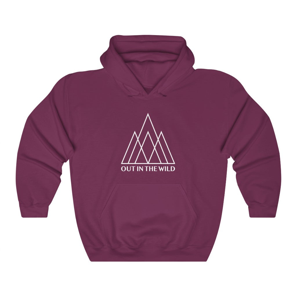 Mountain Crown Unisex Heavy Blend™ Hooded Sweatshirt