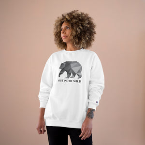 Champion Sweatshirt Wild Bear