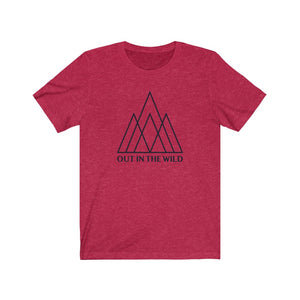 Mountain Crown Unisex Jersey Short Sleeve Tee