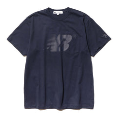 New Balance x Engineered Garments MT93675 Pocket T-Shirt Eclipse, T-Shirts