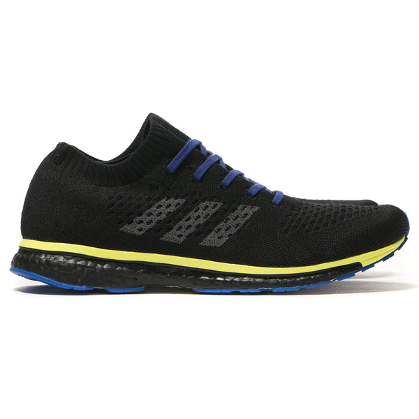 best service 08ded 219c4 adiZero Prime Boost Black  Yellow  Purple – HAVEN