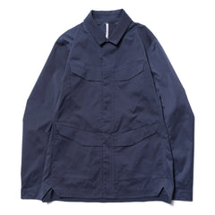 arc'teryx veilance Field Overshirt Dark Navy