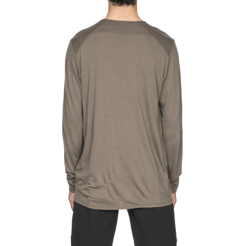 arc'teryx veilance Frame LS Shirt - Revised Mortar
