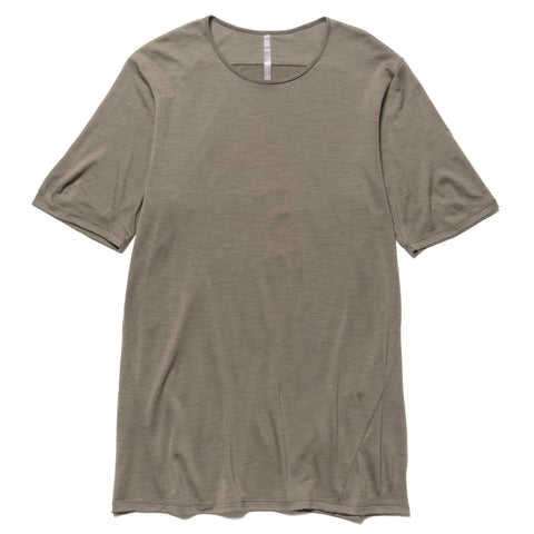 arc'teryx veilance Frame SS Shirt - Revised Mortar
