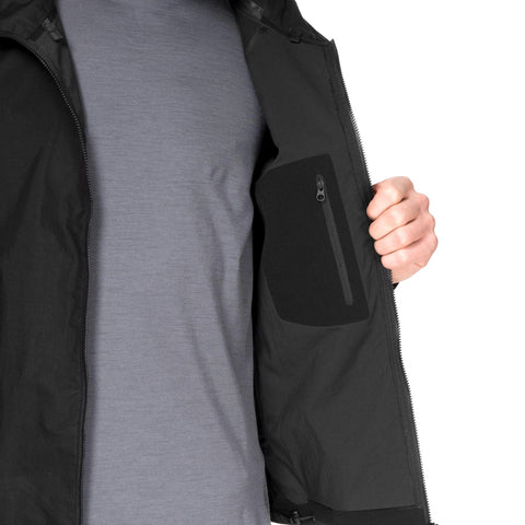Arc'teryx Veilance Isogon Jacket Black