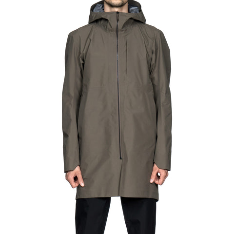 Arc'teryx Veilance Monitor Coat Mortar