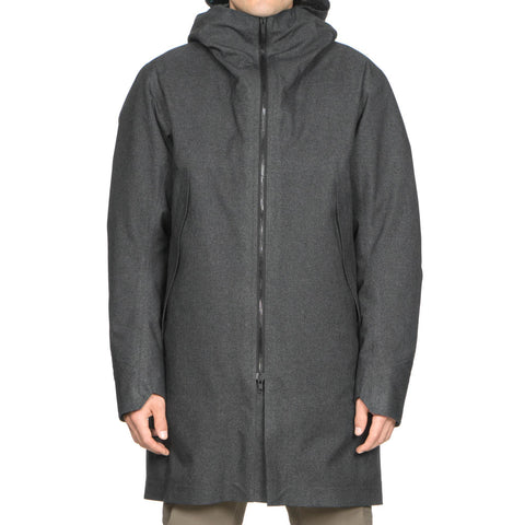 arc'teryx veilance Monitor Down TW Coat Charcoal Heather