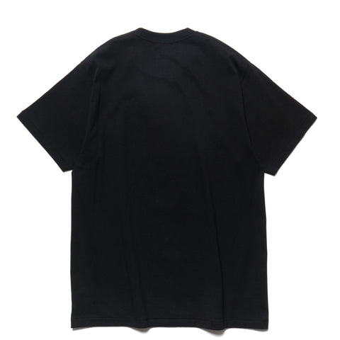 a bathing ape City Camo College Tee Black x Black