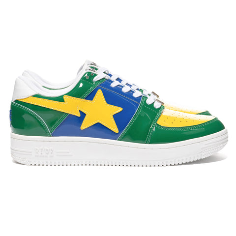 A BATHING APE Sta Low M2 Green