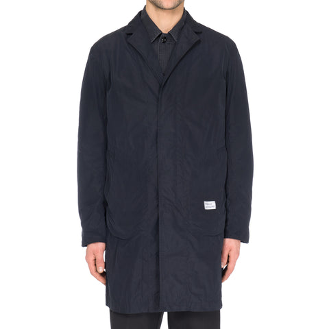 "BEDWIN & THE HEARTBREAKERS ""Byrne"" 3B Fly Front Chester Coat"