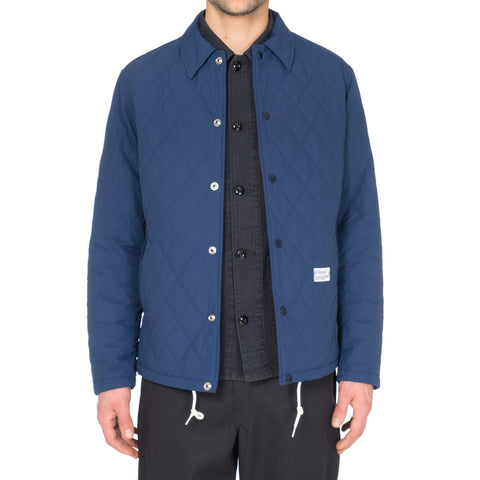 "BEDWIN & THE HEARTBREAKERS ""Jill"" Quilting Coach Jacket"