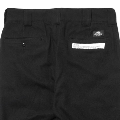 "Bedwin ""Joe"" 10/L Dickies Cotton Wool Pants Black"