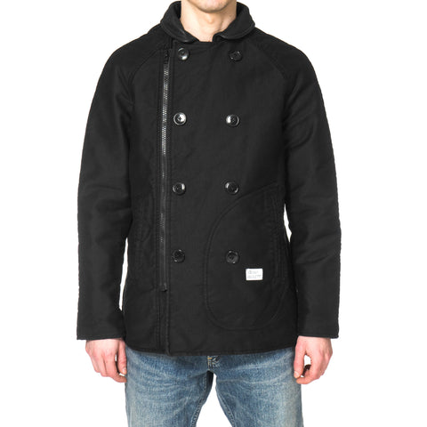 "Bedwin & the Heartbreakers ""Marlon"" Deck Pea Coat"