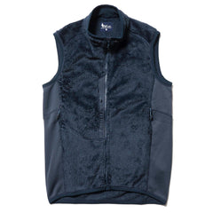Burton AK457 Mid Fleece Vest Navy