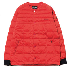 BURTON THIRTEEN Transitional Down Jacket Red