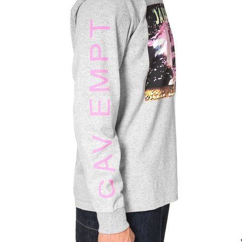 c.e Pink Noise Long Sleeve T