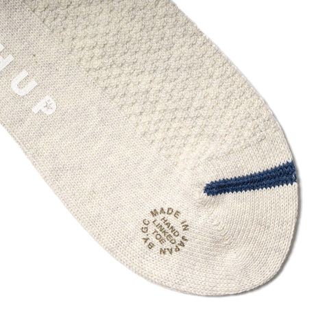 Chup White Label Mellow Multi Alan Sock Oatmeal