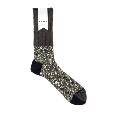 CHUP White Label NORTH RIM Socks Gray