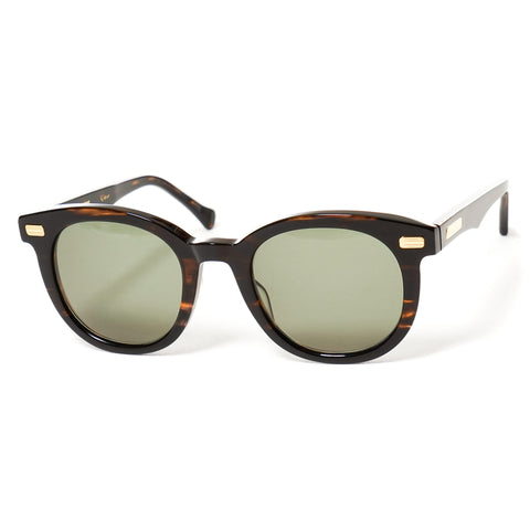 "Native Sons ""Cassady"" Sunglasses Gasoline / 16K Gold, Eyewear"