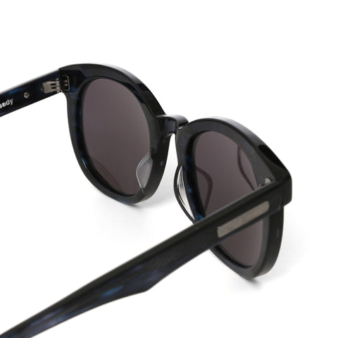 "Native Sons ""Cassady"" Sunglasses Indigo / Gunmetal, Eyewear"