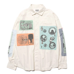 Commodification Shirt Beige