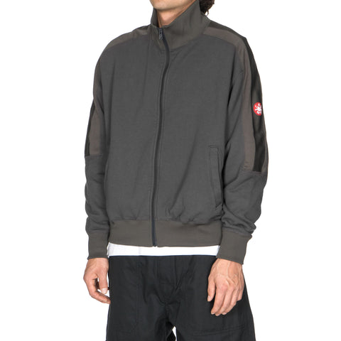 Cav Empt Poly Rib Zip Sweat