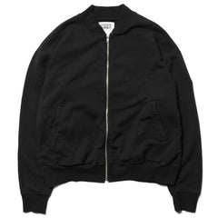 CAV EMPT Drop Shoulder Sweat Cardigan Black