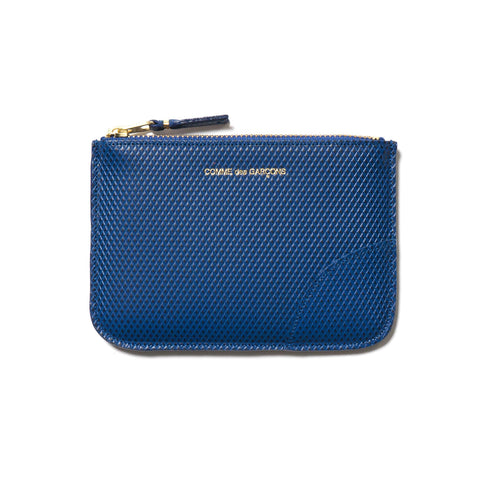 Luxury Group Zip Pouch Blue