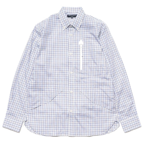 comme des garcons homme Long Sleeve Pocket Shirt Multicolor
