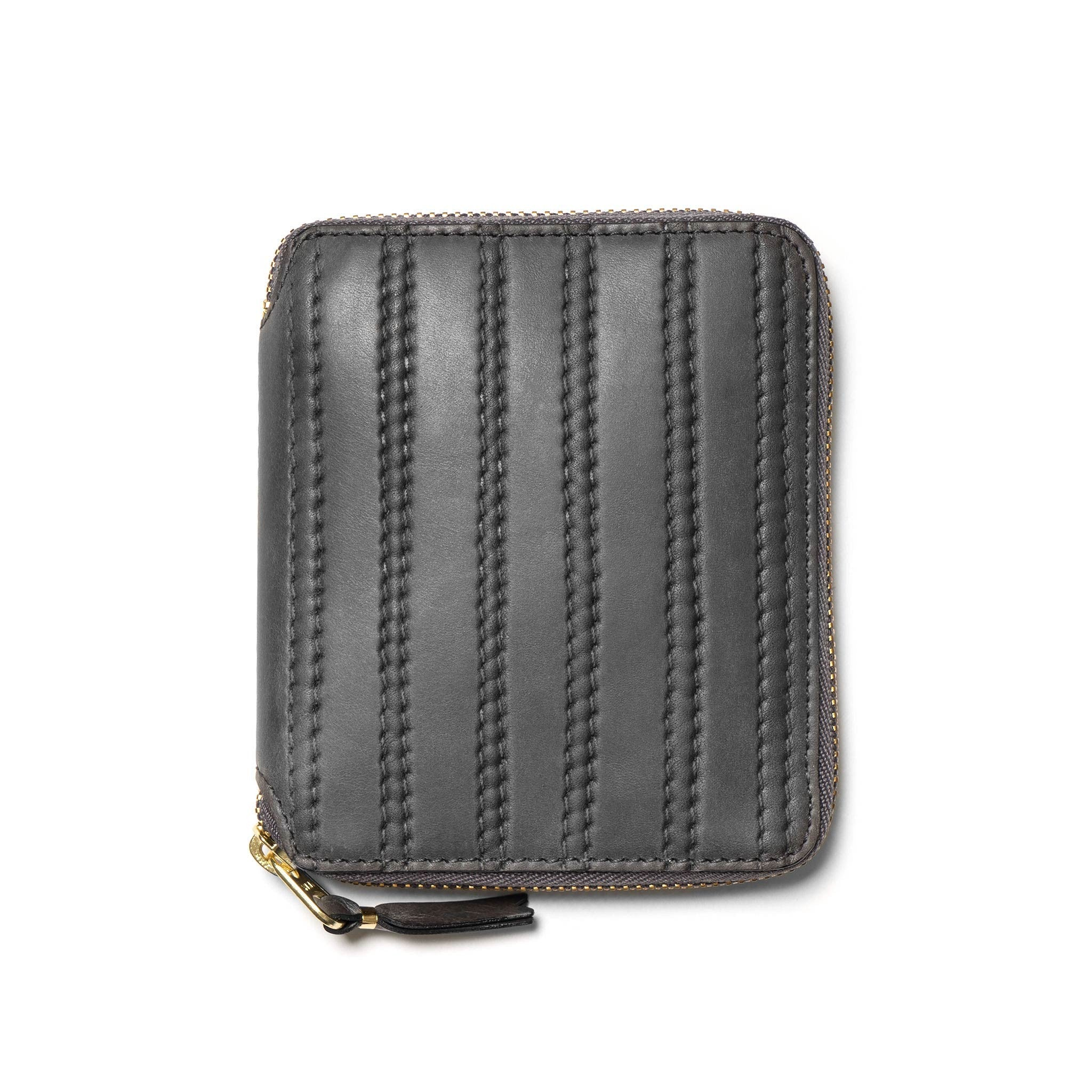Comme des Gar?ons Embossed zip purse Order Online Quality For Sale Free Shipping 36yEueSu