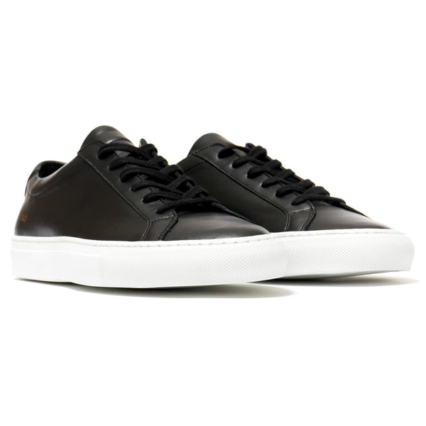 3b31677224785 Original Achilles Low w White Sole Black – HAVEN