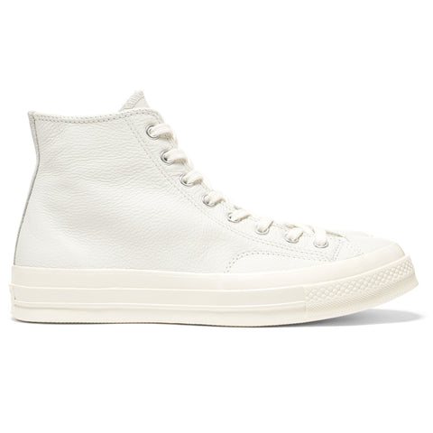 Chuck Taylor All Star Leather/Suede 1970's Hi Egret