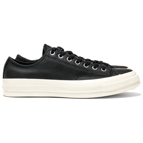 Chuck Taylor All Star Leather/Suede 1970's Ox Black